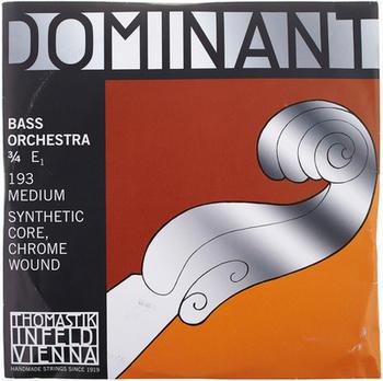"Thomastik-Infeld Dominant ""E"" Double Bass 3/4 Medium"