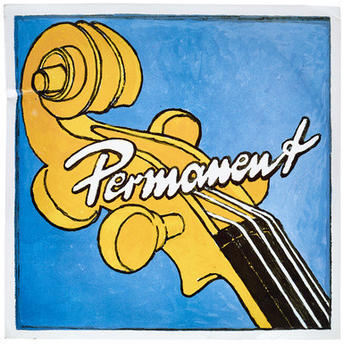 "Pirastro Permanent Bass ""G"" 4/4-3/4 Medium"
