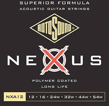 Rotosound Nexus Acoustic Set NXA12