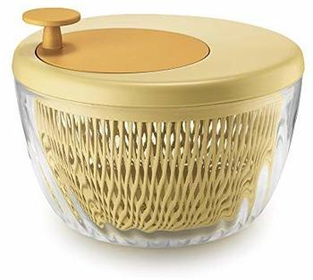 Guzzini Salatschleuder 26 cm gelb