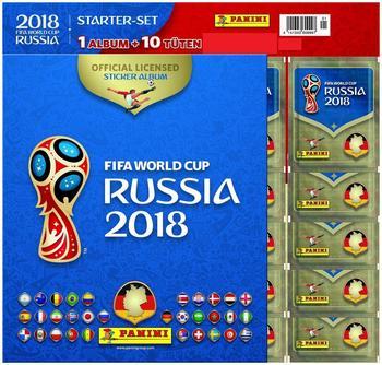 Panini World Cup Russia 2018 Starter-Set
