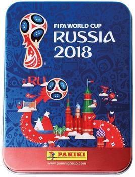 Panini FIFA World Cup Russia 2018 Tin-Dose 5 Tüten