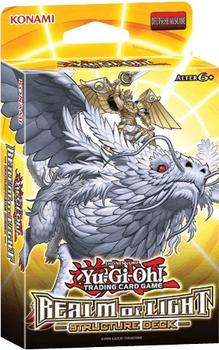 Yu-Gi-Oh! Realm of Light Structure Deck