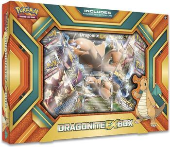 Pokémon Dragonize-EX Box (englisch)