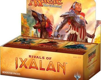 Magic: The Gathering Rivals of Ixalan (englisch)