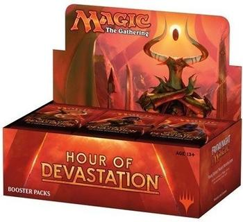 Magic: The Gathering Hour of Devastation Booster Display (englisch)