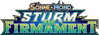 Pokémon booster Sonne und Mond - Sturm am Firmament - Serie 7 (45044)