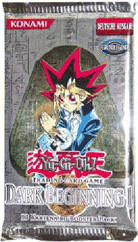 Yu-Gi-Oh! Dark Beginning 1 Booster