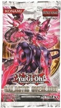 Yu-Gi-Oh! Galactic Overlord - Booster