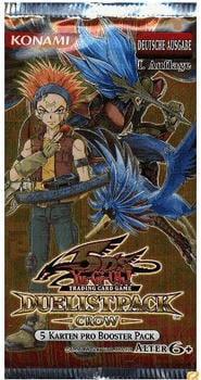 Yu-Gi-Oh! Starter Deck Duelist Pack Crow Booster