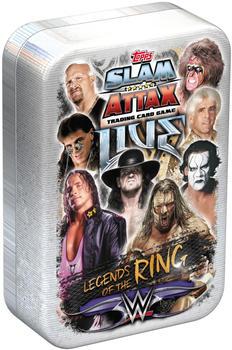 Topps Slam Attax live mega Tin box (D106328)