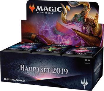 Magic: The Gathering Hauptset 2019 Booster (deutsch)