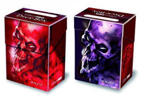 Ultra Pro Deck Box Skulls