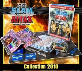 Topps Slam Attax Evolution Starter