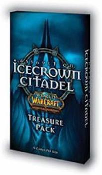 Upperdeck World of Warcraft Assault on Icecrown Citadel Treasure Pack
