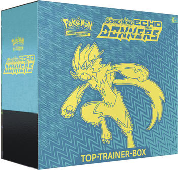 Pokémon Top-Trainer-Box Echo des Donners (deutsch)