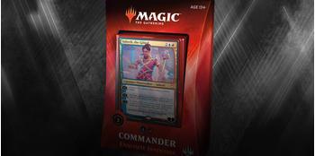 Magic: The Gathering Commander 2018 (deutsch) Erlesene Erfindung