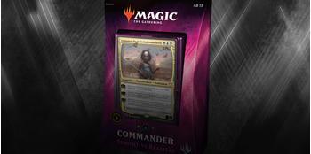 Magic: The Gathering Commander 2018 (deutsch) Subjektive Realität