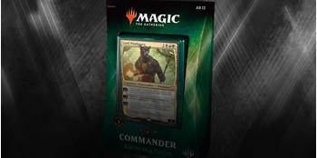 Magic: The Gathering Commander 2018 (deutsch) Rache der Natur