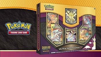 Pokémon Ultra Necrozma - Majestät der Drachen (45026)