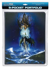 Ultra Pro Portfolio 9-Pocket Sky & Water (82097)