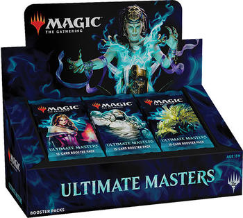 Magic: The Gathering Ultimate Masters Display (Englisch)