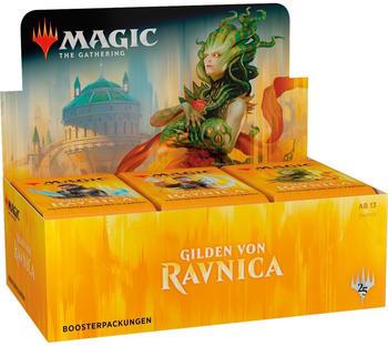Magic: The Gathering Gilden von Ravnica Display-Booster (deutsch)