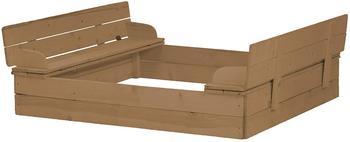 Roba Sandkasten aufklappbar zu 2 Bänken (456017TE)