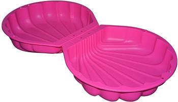 Big Sand- und Wassermuschel pink (7722)