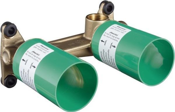 Hansgrohe UP- Grundkörper für Einhebel-Waschtischmischer mit Spülblock (13622180)