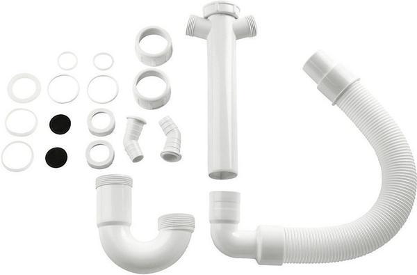 Xavax flexibler Röhrensiphon 1 1/2''