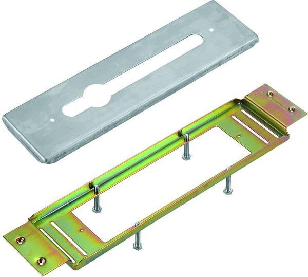 Kludi Montageplatte für 3-Loch-Armaturen (7614946)