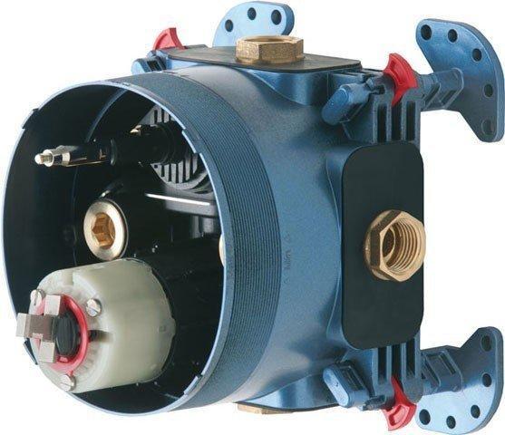 Ideal Standard Unterputz-Bausatz 1 EASY-Box für Einhebelmischer und Thermostate (A1000NU)