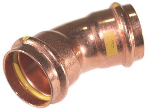 Viega Bogen 45 Grad SC Profipress G 2626 35 mm (345648)