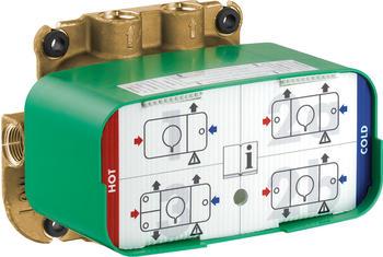 Axor One Grundkörper für Thermostatmodul Unterputz (45710180)