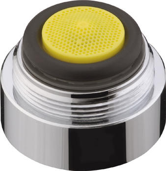 Axor Luftsprudler M24x1 mit Durchflussbegrenzer 7 l/min Satinox (94005810)