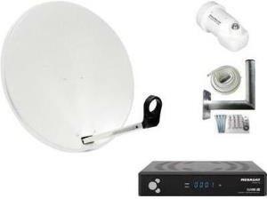 Allvision SAT-Anlage mit Receiver 1 AllVision SAH-4000/60 Premium