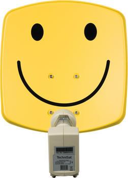 TechniSat DigiDish 33 Universal-TWIN-LNB (smiley)