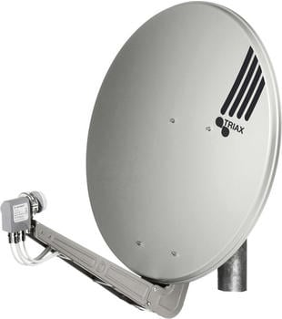 Triax FESAT 85 HQ (lichtgrau)