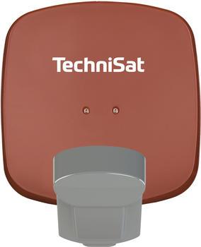 TechniSat Multytenne DuoSat - 2 Teilnehmer (ziegelrot)
