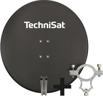 TechniSat SATMAN 850 Plus mit 40mm Schelle grau