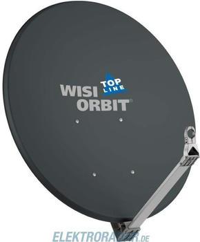 Wisi Orbit Topline OA 100 graphitgrau