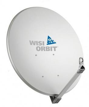 Wisi Orbit Topline OA 100 lichtgrau