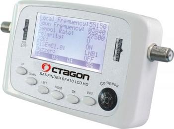 Octagon SF-418 LCD HD