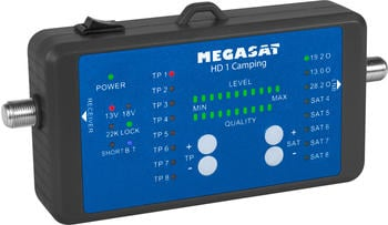 Megasat HD 1 Camping