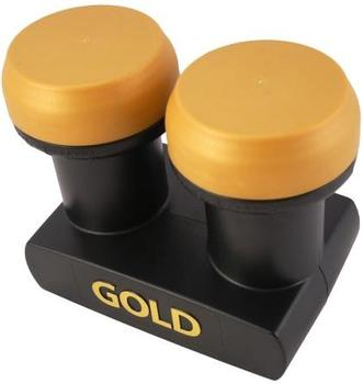 Micro New Gold LNB Monoblock Single