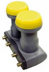 Humax Monoblock Quad LNB 246 0,3dB