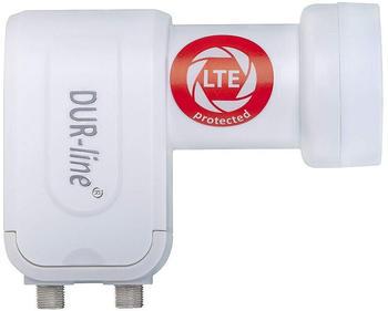 DUR-Line DUR-line +Ultra Twin LNB weiß