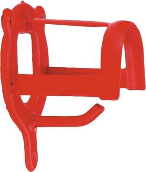 Kerbl Trensenhalter Metall rot (32361)