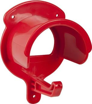 Pfiff Kunststoff-Trensenhalter 1235 rot